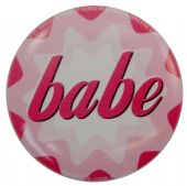 Babe - Button Badge